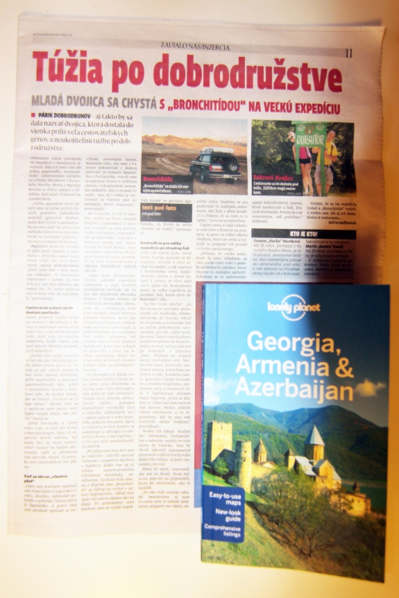 Kysucké noviny1