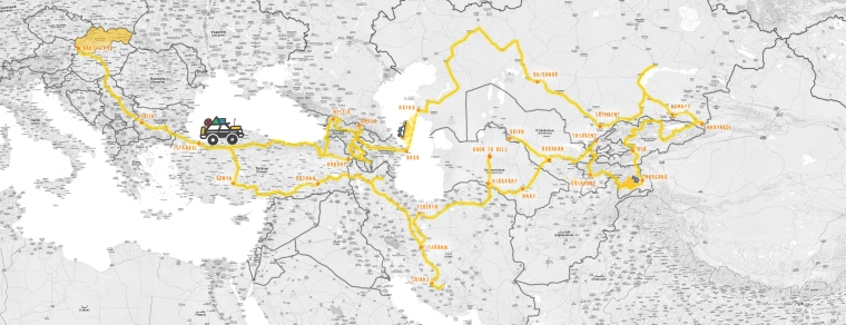 mapa mensia